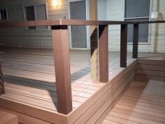 Composite Wood Premium Balustrade